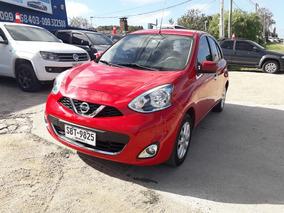 Nissan March 1.6 Advance 2015 Estra Full Nuevo