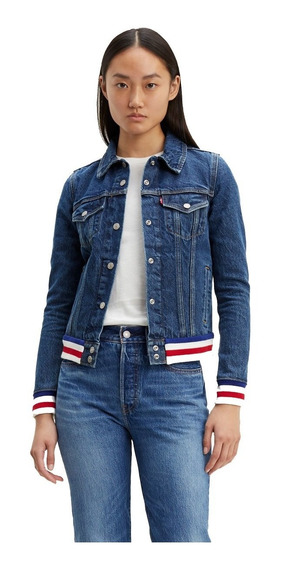 Levis Original Riv Trim Jacket