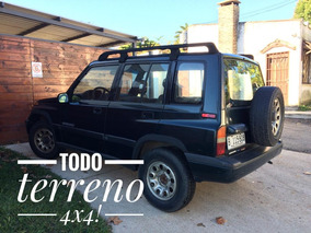 Camioneta Susuki Vitara Sidekick Ideal Trabajo Y Recreación