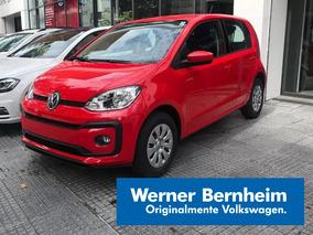 Volkswagen Up! Move Rojo 0km - Werner Bernheim