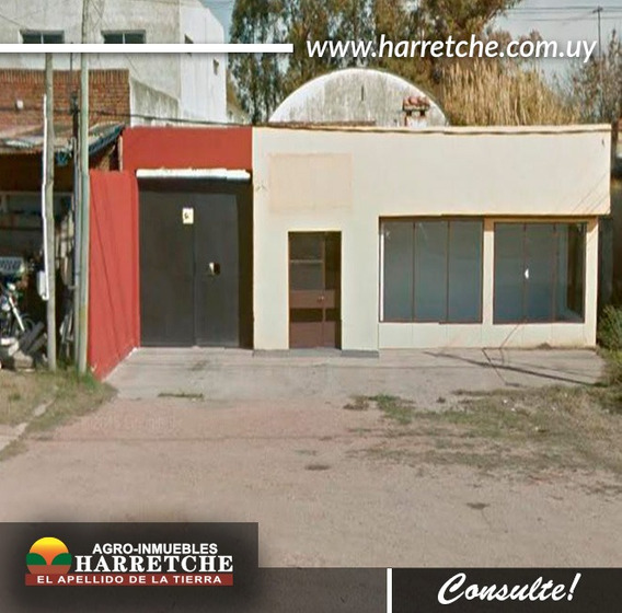 Vendo Galpón Con Local En Progreso Inmobiliaria Harretche