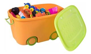 Baul Caja Contenedor Organizador De Juguetes Infantil
