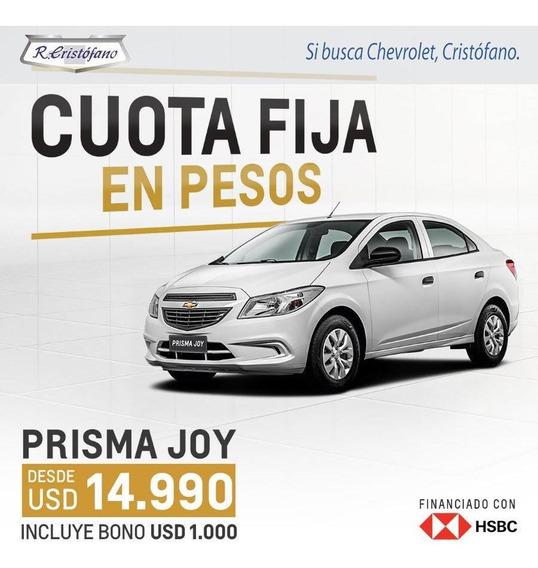 Chevrolet Prisma Joy 2019 0km