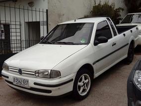 Volkswagen Saveiro 4.000 U$s Y Fac