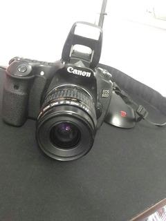 Camara Canon 60d Profesional
