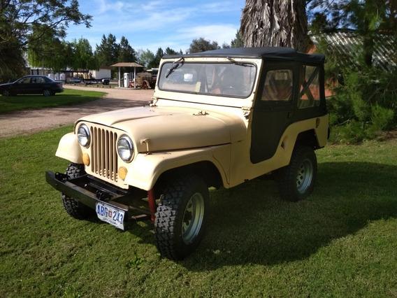 Jeep Cj5 Mu50