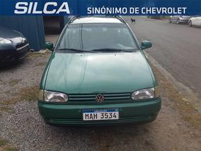 Volkswagen Parati Gl 1998 Verde 5 Puertas