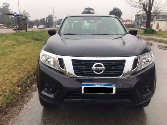 Nissan Np300 Frontier 2.5 S 161 Hp Doble Cabina 2018
