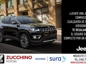 Jeep Compass 2.4 Limited 4x4 /precio Nuevo! Partida Limitada