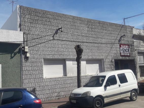 Casa Padrón Único Con Garaje En Centro De San José De Mayo