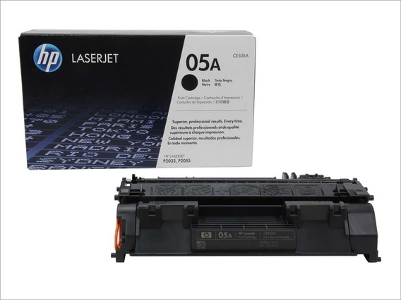 Recarga Hp Laserjet P2035/2055
