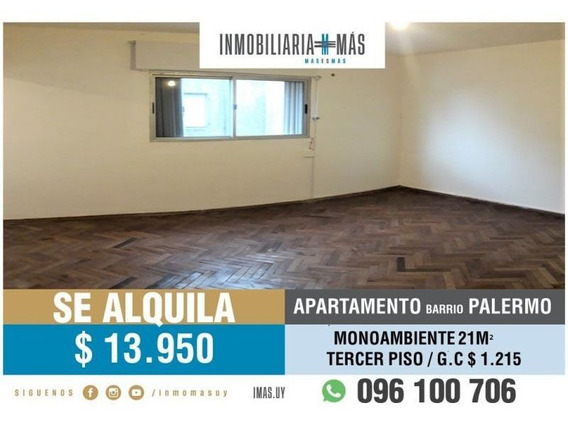 Apartamento Alquiler Cordon Montevideo Inmobiliaria Mas R