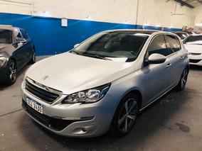 Peugeot 308 Bl T9 1.6 Active 50% Y Cuotas