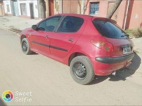 Peugeot 206 1.6 Xr Premium 2001