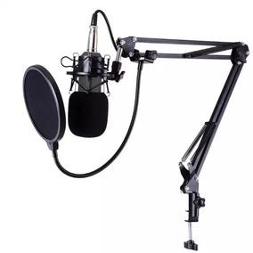 Microfono Con Brazo Estudio Condensador Podcast Bm 800