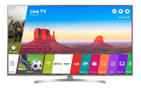 Smart Tv Lg 4k 70 Mod. 70uk6550