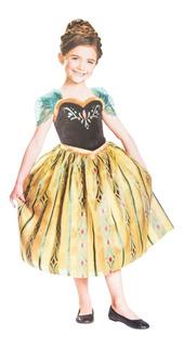 Vestido Anna Frozen En Mercado Libre Uruguay