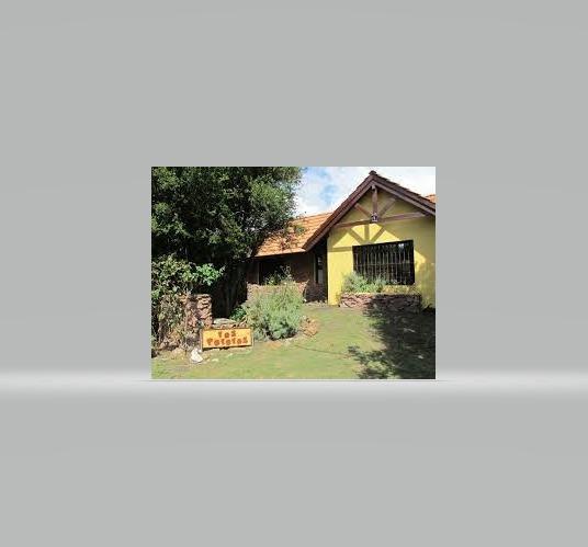 Casa 5 Ambientes Cocina Integrada,entorno Super Tranquilo