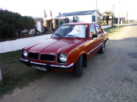 Chevette 4 Ptas 80, Nafta, Motor 1.4 Original, U$s 3.000!!!