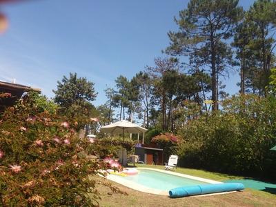 Casa Con Piscina En El Pinar