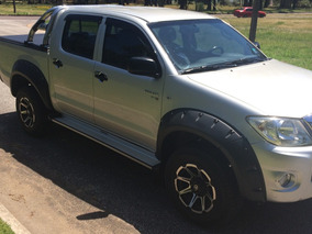 Toyota Hilux 2011 Turbo Diésel Doble Cabina Impecable
