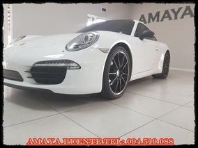 Amaya Porsche 911 3.4 Carrera 350 Hp Único Dueño