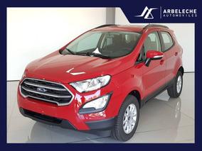 Ford Ecosport 1.5 Se 2019 Entrega Inmediata! Arbeleche