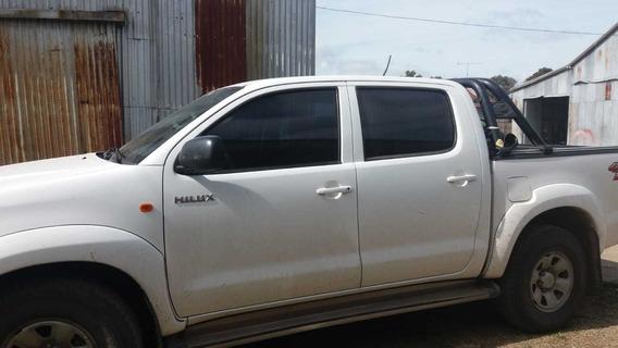Toyota Hilux 2.5 4 Puertas
