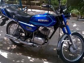 Vendo Moto Susuki Ax 100 Impecable