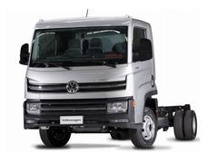 Volkswagen Delivery 6.160/40 Chasis Con Aire Acondicionado