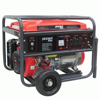 Generador A Nafta Hessen 8,0kw Arr. Electr. 1 Año Garantia