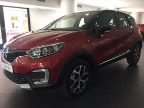 Renault Captur 2.0 Intens Zen Marfil Y Negro 0km Suv 2018 Fm
