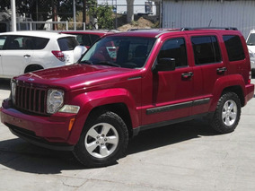 Jeep Liberty Sport 4x2 At 2012