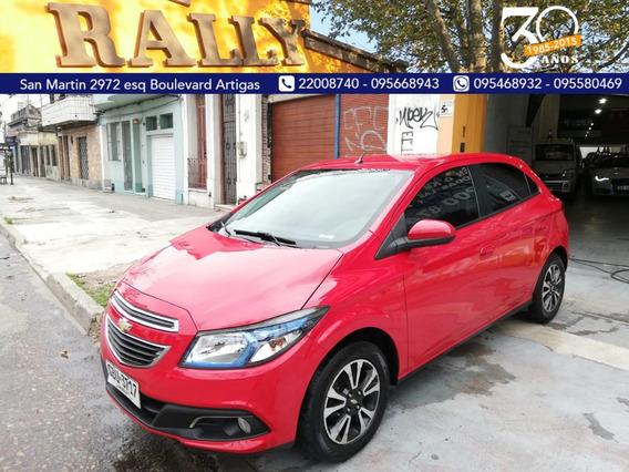 Chevrolet Onix Ltz Entrega U$s 6500 Fianancia Sola Firma