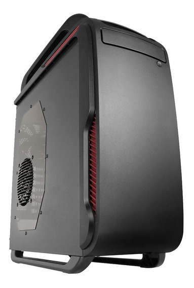 Gabinete Raidmax Tigershark Audio Usb Control Fan Lector Sd