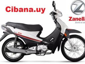 Zanella Zb 110 Z1 Eco Freno Tambor La Mas Económica