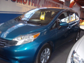 Nissan Note 1.6 Note Advance Mt 2016