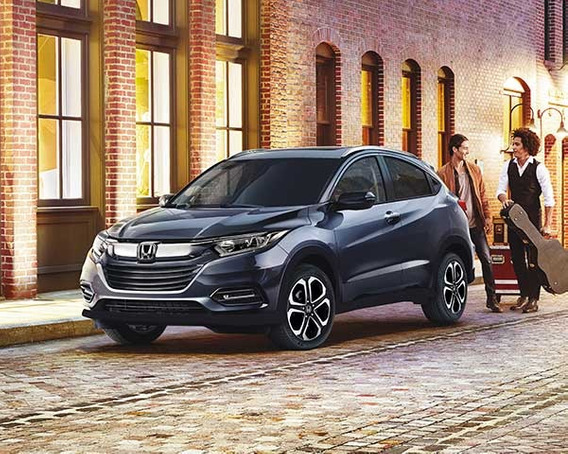 Honda Hr-v 1.8 Ex-l 4x4 Aut 2019