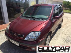Renault Scénic Ii Privilege - Excelente Estado! Solycar