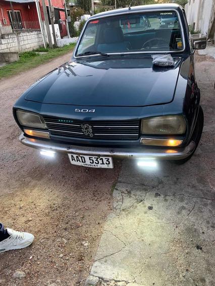 Peugeot 504 504