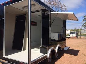Trailers Para Gastronomia/ Food Trucks