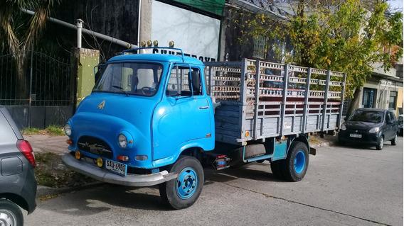 Vendo Camion Hanomag