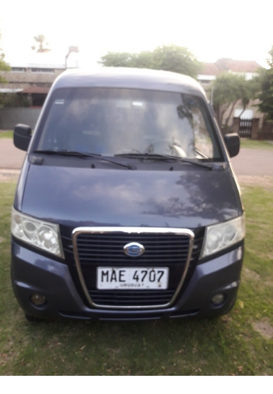 Gonow Mini Van Cargo Gonow Muni Van