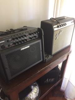 Amplificador Acústico Fishman Loudbox 100 * Guitarra Y Voz *