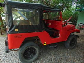 Jeep Cj5 Doble Faeton