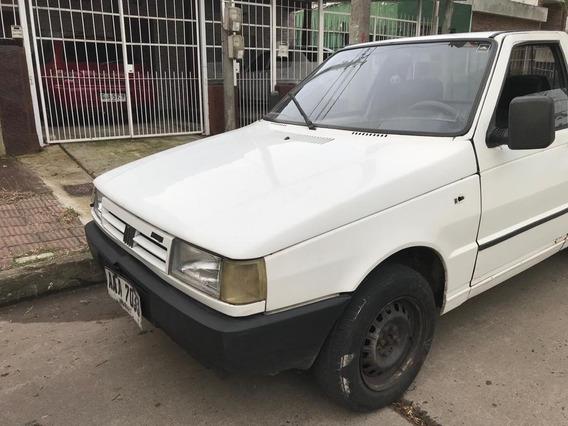 Fiat Fiorino 1.3 D Pickup 1990