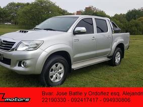 Toyota Hilux Srv 3.0 Turbo Diesel (( Gl Motors ))