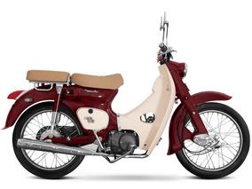 Zanella Motoneta Classic Vintage Scooter Cub Vespa Re