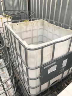 Tanques Plasticos De 1000 Litros Abiertos En Boca Superior