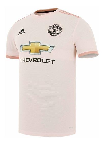 Camiseta Manchester United adidas Alternativa 2018/19 - Auge
